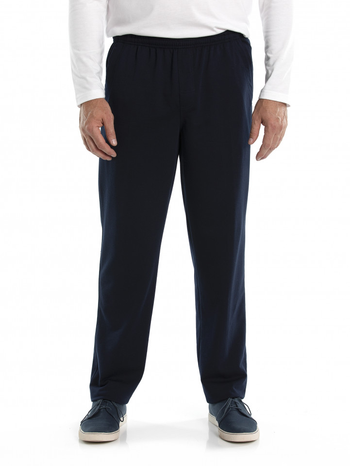 Raw Spun Cotton Pant