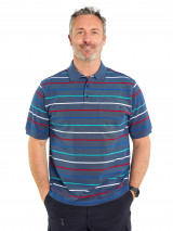 Lenox Cotton Tuck Polo