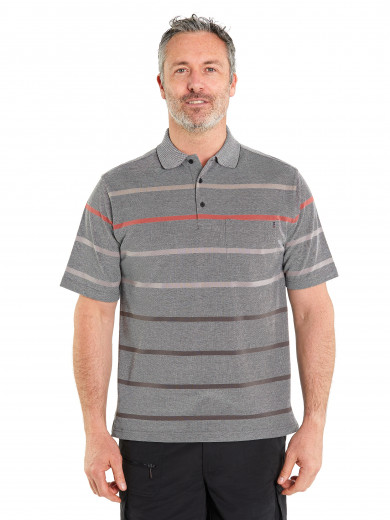 Theron Tuck Stitch Polo