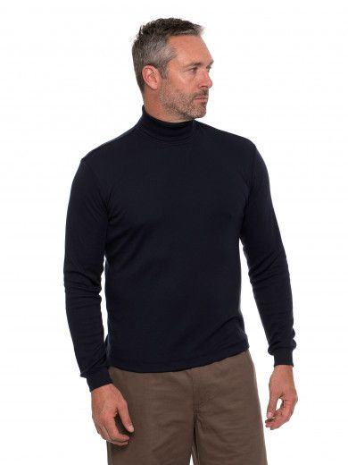 Winterlock Roll Neck Skivvy