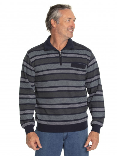 Nott French Rib Half Zip