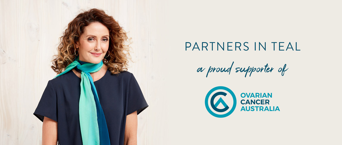 Black Pepper supports Ovarian Cancer Australia